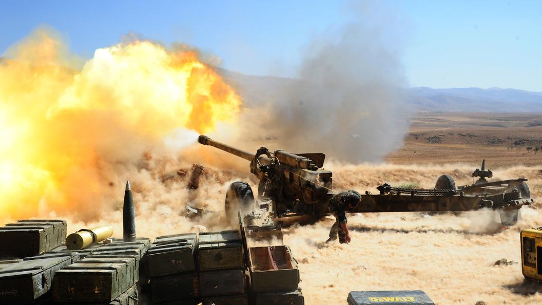 Они требовали идти против Асада: Ставленник США рассказал о поставках ИГИЛ американского оружия