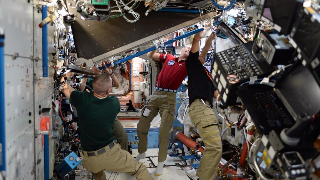NASA может продлить договоры сРФ для сохранения присутствия наМКС