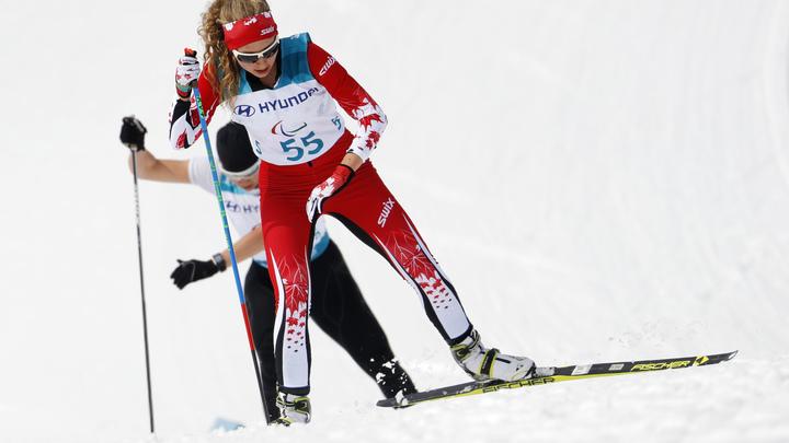 Русские биатлонистки получили пять медалей на Паралимпиаде