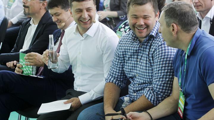 Глава офиса Зеленского после драки с руководителем СБУ показал зубы и пообещал выпить всю кровь