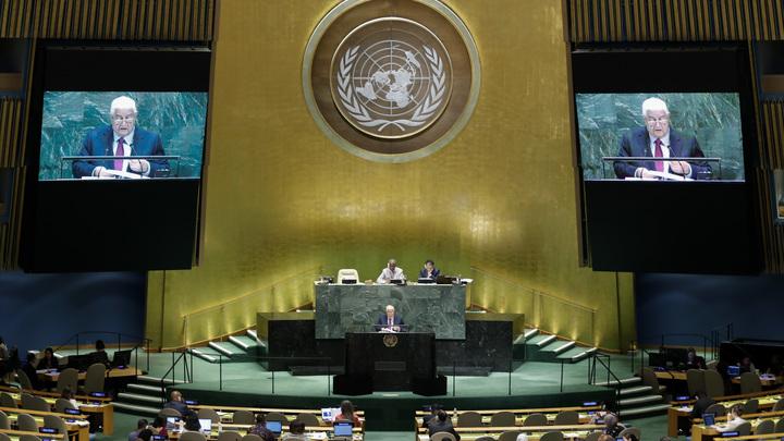 Визовый скандал с российской делегацией аукнулся срывом в работе Первого комитета ГА ООН