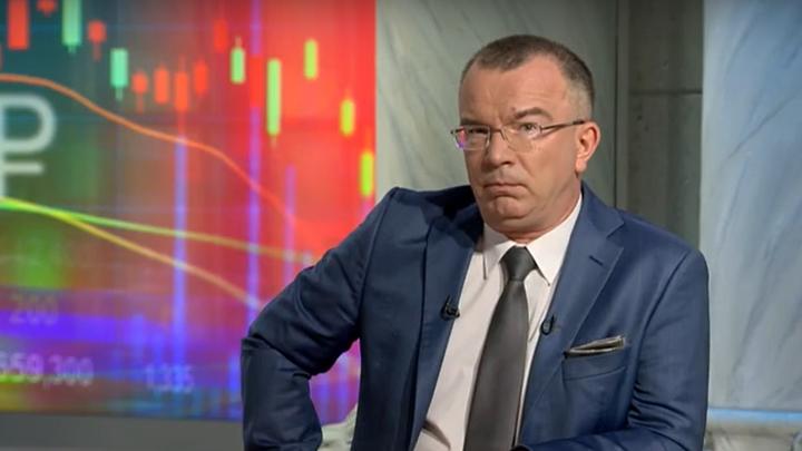 Минфину выгодна девальвация рубля: сенсационный доход на фантике раскрыл Пронько