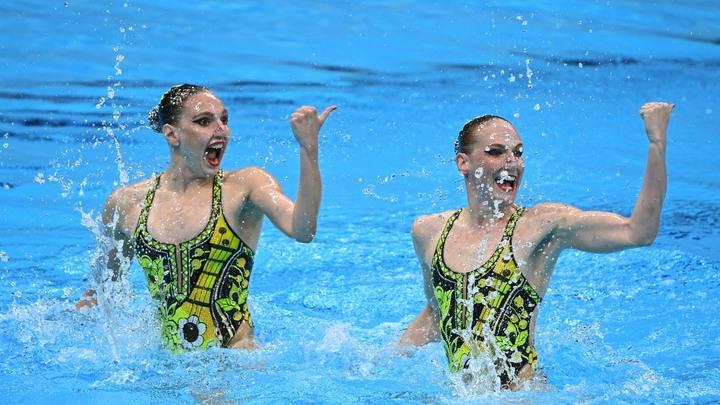 Русская синхронистка установила рекорд и заявила, что больше не поедет на Олимпиады