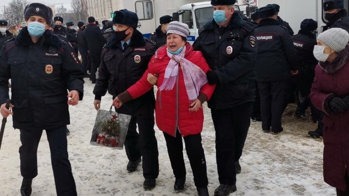Губернатор Сипягин признал организаторский талант активистов субботнего протеста