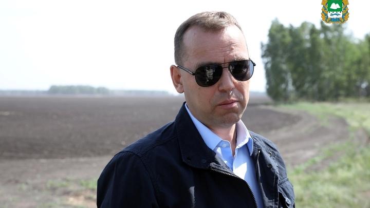 Губернатор Вадим Шумков сообщил о доходах за прошлый год