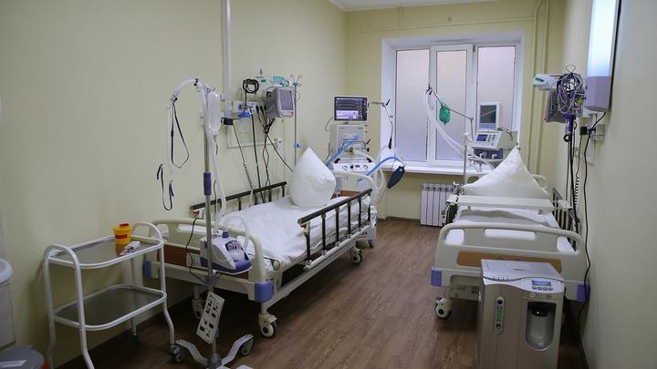 Это не Ростов: Коечный фонд ковид-госпиталя в Азове увеличен в четыре раза