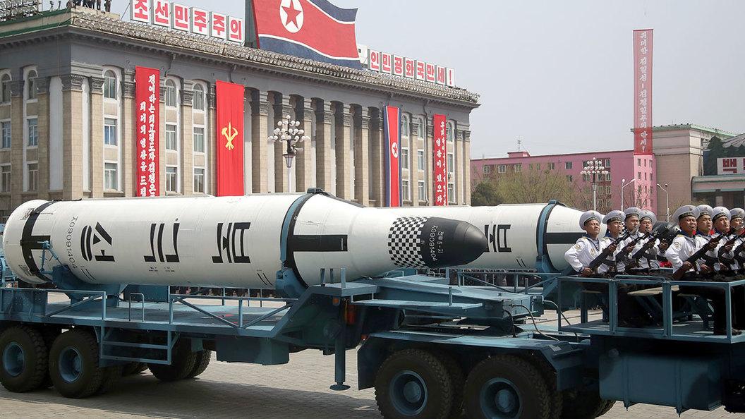 США ожидают ядерных ударов КНДР