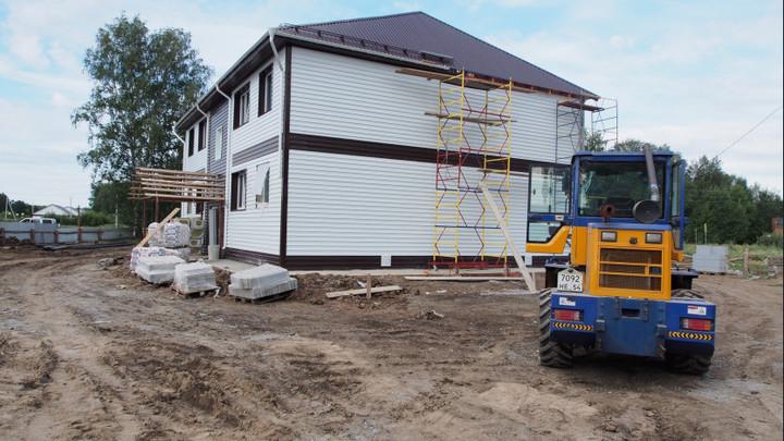 Строительство жилья для специалистов и детей-сирот в Новосибирской области будет идти быстрее