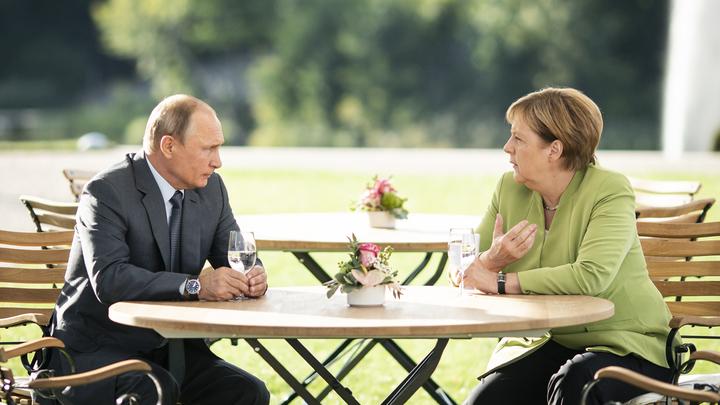 Экономика вынуждает Германию дружить с Россией – вопреки США