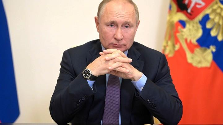 Путин назвал проблемную точку центральных регионов России