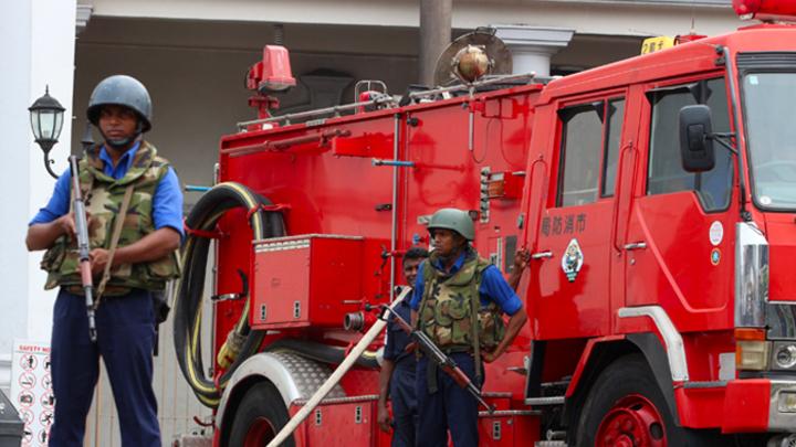 Над Шри-Ланкой и Бали снова нависла угроза терактов?