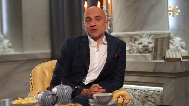 Россия святая!: Захар Прилепин поделился в Светлую Пасху семейными секретами