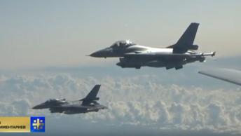 Нейтральные воды: Минобороны сообщило о плановом полёте двух бомбардировщиков ТУ-160 над Балтикой