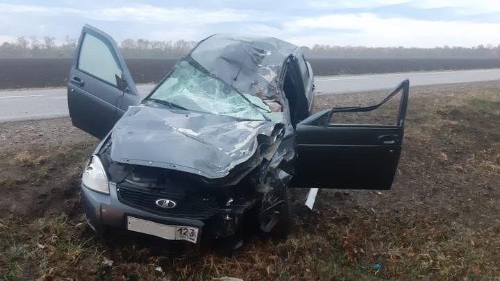 Следователи проверят обстоятельства ДТП с пятью погибшими в Гулькевичском районе