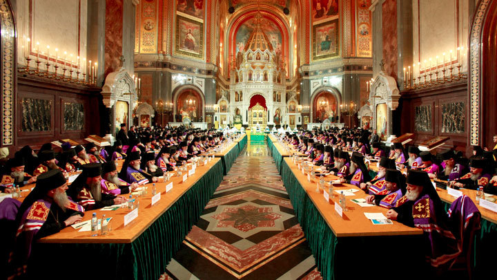 Поместный Собор 2009 года: 10-летие новой эпохи в истории Русской Церкви