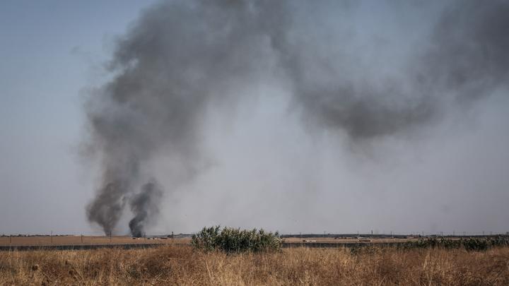 Чтобы не достались никому: Самолеты коалиции США нанесли авиаудар по складу боеприпасов в Сирии