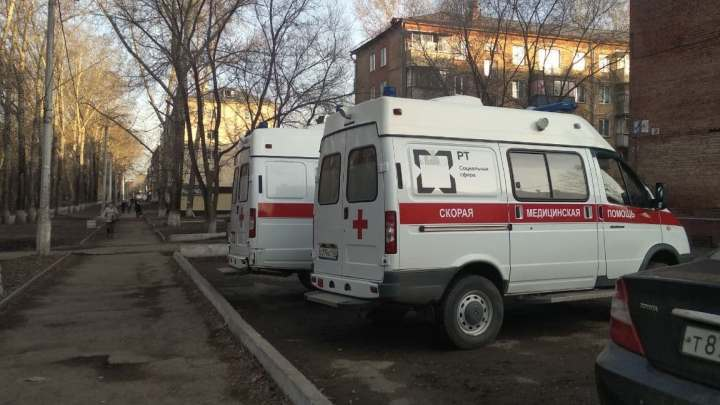 О сокращении числа врачей скорой помощи рассказали кузбасские власти