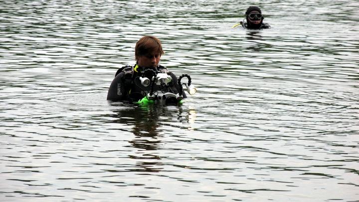 В закрытом для купания дзержинском карьере утонул ребенок