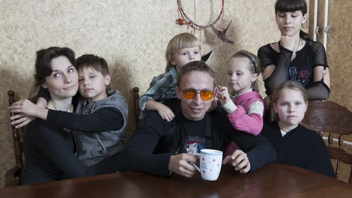 Русская философия Ивана Охлобыстина: Отец в семье - мужчина. И это всегда Царь