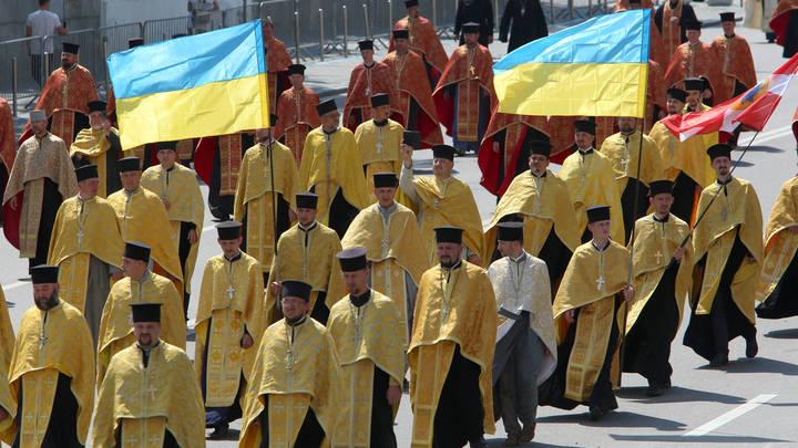 Добровольная передача теперь «аннексия»: Константинополь встал на сторону «Киевского Патриархата»