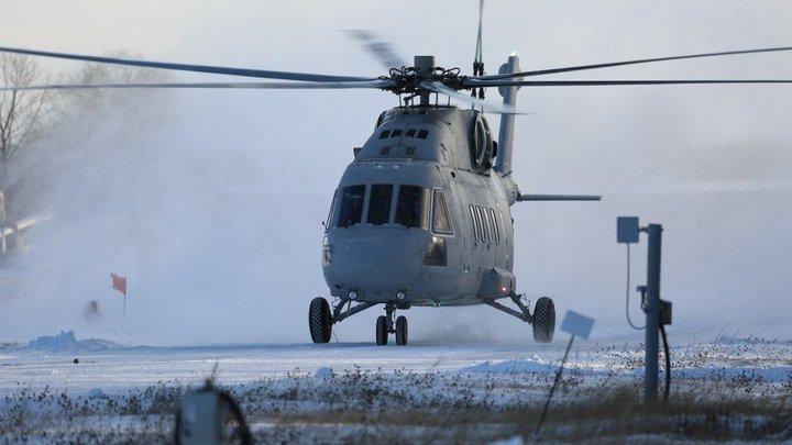 Выживший журналист рассказал о трудностях спасения из Ми-8: Самая чудесная часть истории