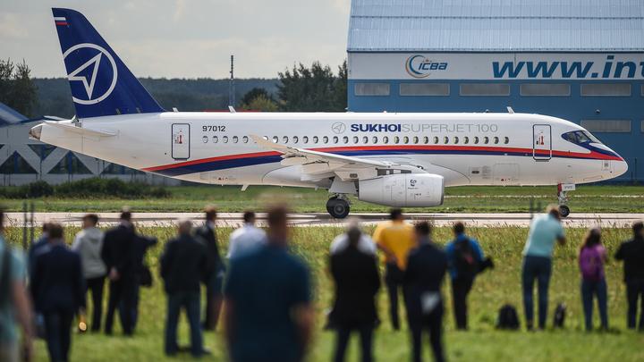 Миротворцы ООН начнут летать русскими Sukhoi Superjet-100
