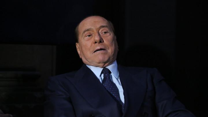Берлускони приоткрыл, с кем Путин встречал день рождения
