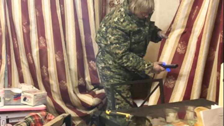 Двух женщин и ребёнка изрезали в Подмосковье: Ребёнок выжил