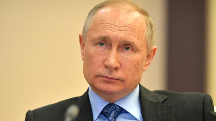 Когда во время доклада Путину пересохло в горле: Детали президентского совещания