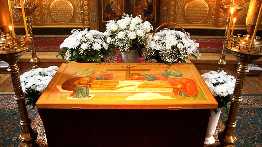 Великая Пятница. Православный календарь на 6 апреля