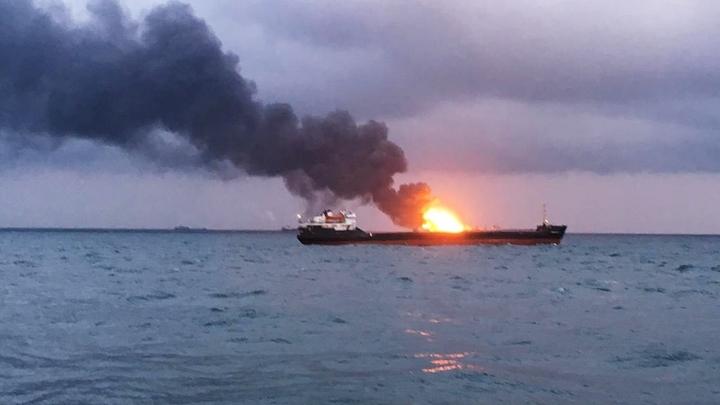 Надежды найти в Черном море живых моряков нет - Росморречфлот