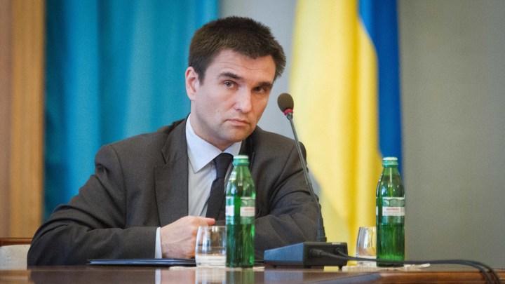 Кинули девушку, а еще в дружбе клялись:  Климкин признал, что США не готовы вкладываться в Украину