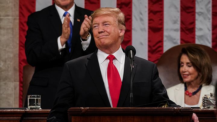 Мы освободили поле боя: Трамп пообещал объявить о полной победе над халифатом