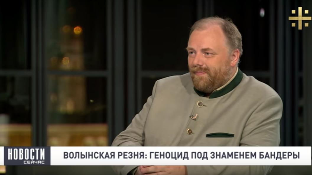 Украина изначально была польским проектом - Холмогоров
