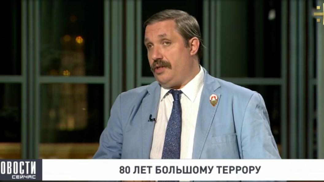 Володихин о репрессиях: Русское государство прежде всего стояло на вере