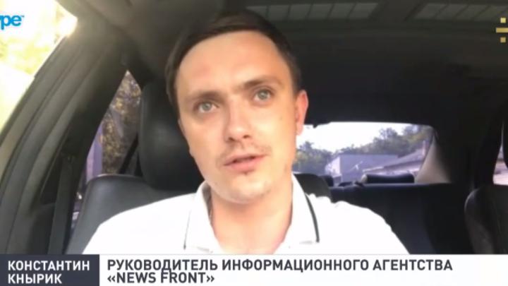 Кнырик о депортации Ильницкого: Россия должна предоставлять политическое убежище узникам совести