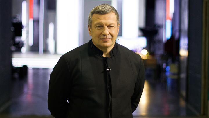 Василь отправил Грэга в нокаут: драку в прямом эфире вновь показал Соловьёв - видео