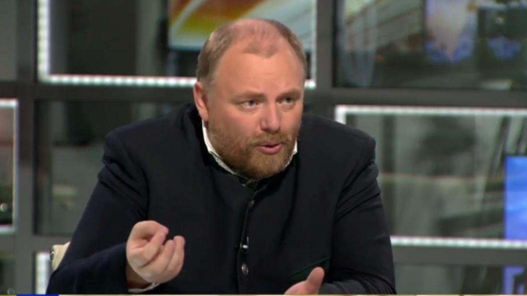 Холмогоров: На пути в либеральный рай на руках Сороса появилась кровь десятков тысяч людей