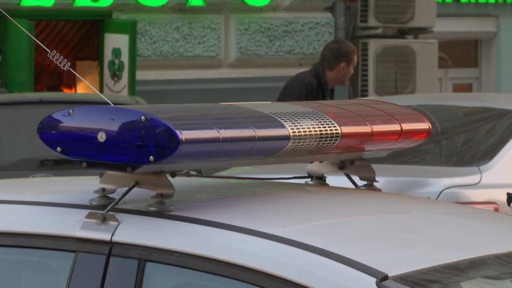 В центре Москвы избили полицейского. Сотрудник был при исполнении