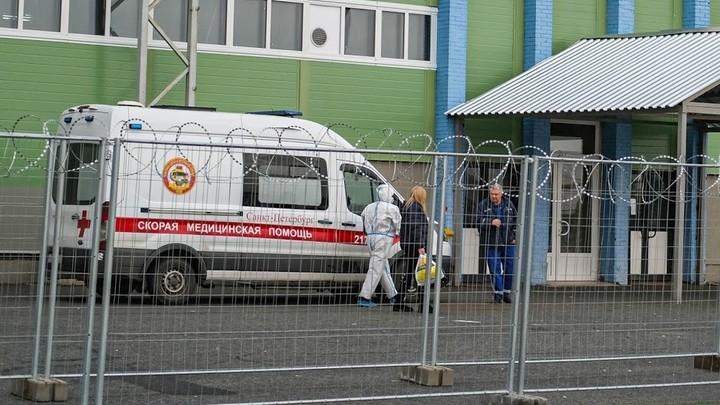 Мариинскую больницу в Санкт-Петербурге перепрофилируют под больных коронавирусом