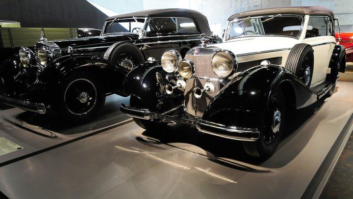 Часть денег с продажи автомобиля Гитлера пойдет на образовательные фильмы о Холокосте
