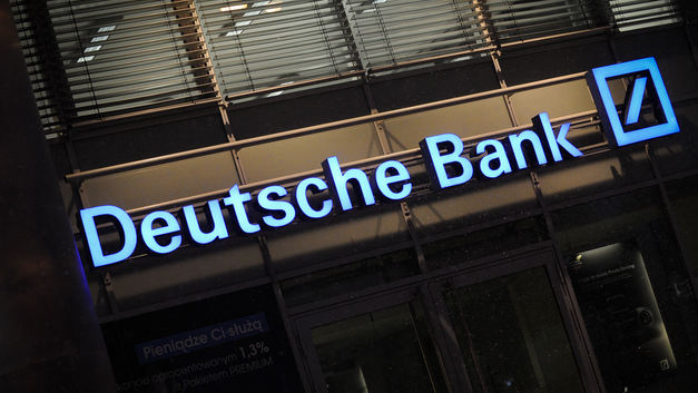 Deutsche Bank видит признаки замедления европейского экономического роста