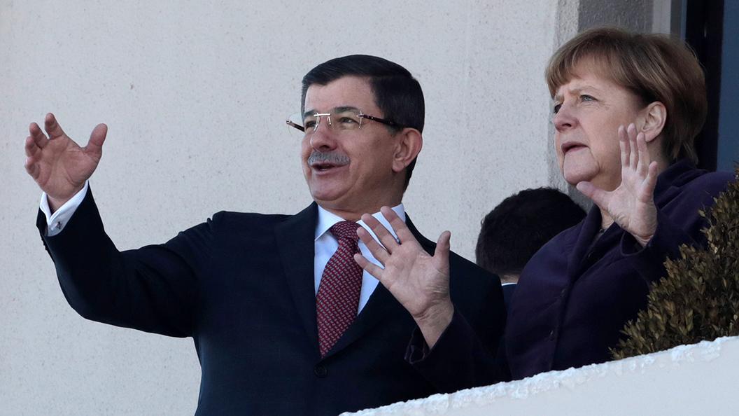 Турецкий капкан для Меркель
