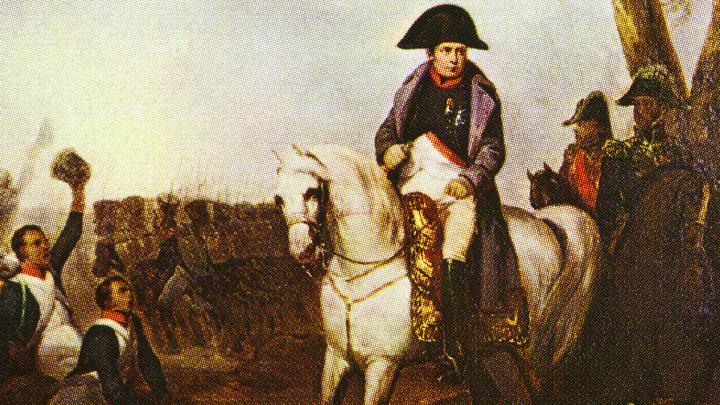 Один день в истории: 196 лет со дня кончины Наполеона Бонапарта