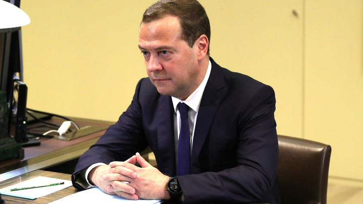 «Формат только один»: Медведев предложил Украине не юлить