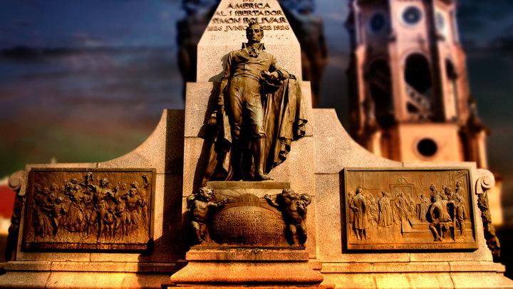Один день в истории: 234 года со дня рождения Симона Боливара