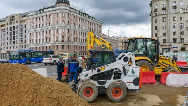 В центре Москвы нашли часть церкви Николая Чудотворца XVII века