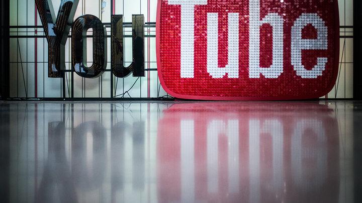 Черный экран смерти поразил YouTube
