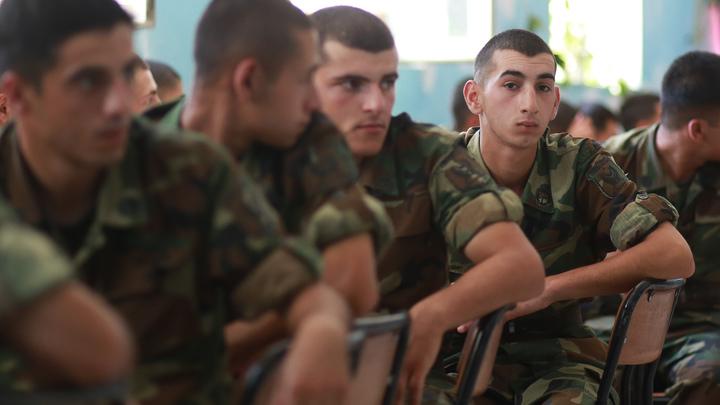 Они в ловушке, Там паника: Армения и Азербайджан выдали версии об инциденте на границе