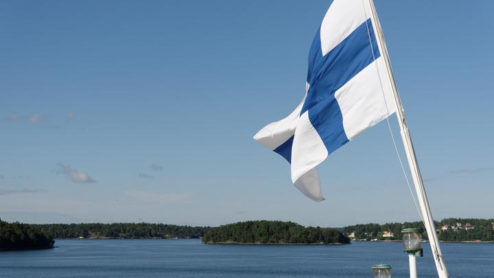 В Финляндии не смогли назвать причины запрета прохода Крузенштерна